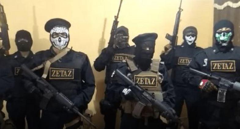 LOS ZETAS, UN CÁRTEL EN EXTINCIÓN