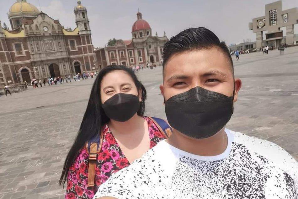 EMOTIVO MENSAJE DE LA NOVIA DEL POLICÍA ASESINADO: ERES MI HÉROE